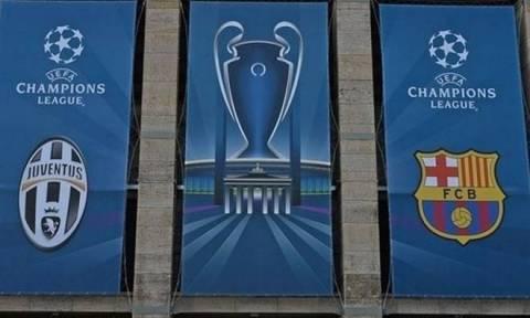 Champions League 2015: Γιουβέντους ή Μπαρτσελόνα; Απόψε ο μεγάλος τελικός
