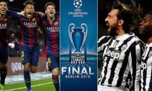 Champions League 2015: Τα καλύτερα wallpapers του τελικού! (photos)