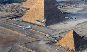 Συμμετοχή της Πολεμικής Αεροπορίας  σε άσκηση στην Αίγυπτο (pics+video)