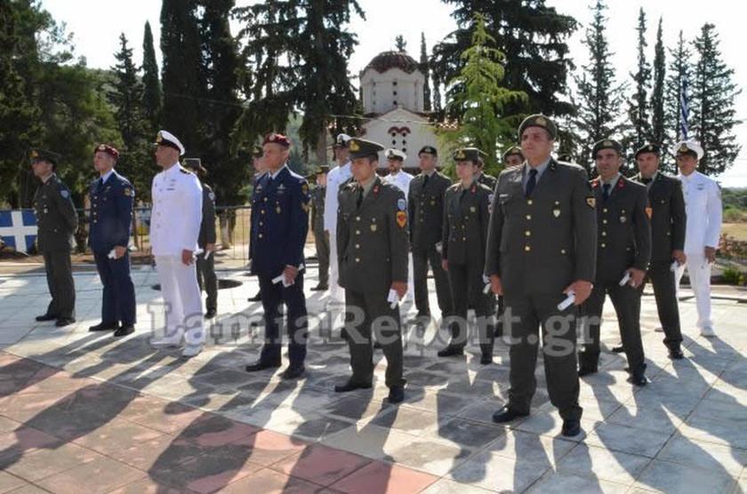 Ο Α/ΓΕΣ στη τελετή αποφοίτησης Πυροτεχνουργών (pics)