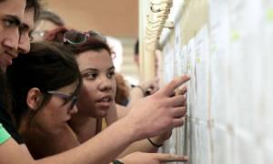 Πανελλήνιες 2015: Σε αυτά τα θέματα εξετάστηκαν οι μαθητές των ΕΠΑΛ το Σάββατο (06/06)