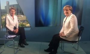 Μέρκελ: Το ελληνικό ζήτημα δεν θα επισκιάσει το G7