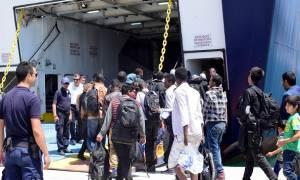 OHE: Έξτρα βοήθεια στα ελληνικά νησιά για την καταγραφή μεταναστών (video)