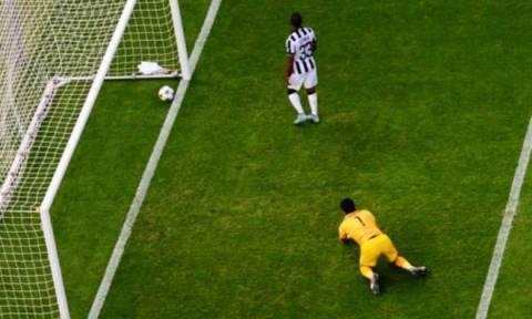 Champions League 2015: Η… αδιανόητη απόκρουση του Μπουφόν! (videos)