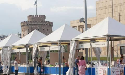 Θεσσαλονίκη: Εγκαίνια για το 34ο Πανελλήνιο Φεστιβάλ Βιβλίου
