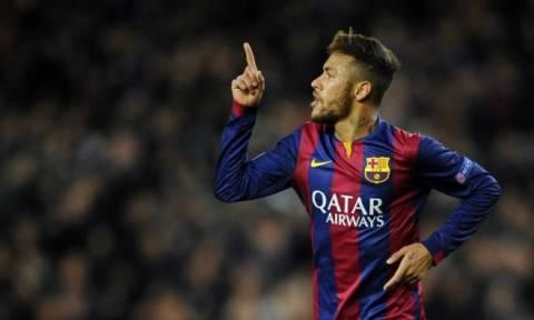 Champions League 2015: Το γκολ του Νεϊμάρ (video)