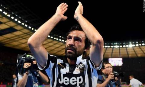 Champions League 2015: Δάκρυσε ο Πίρλο (video)