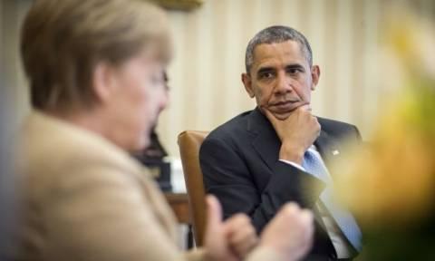 Νέα παρέμβαση Ομπάμα σε Μέρκελ για την Ελλάδα