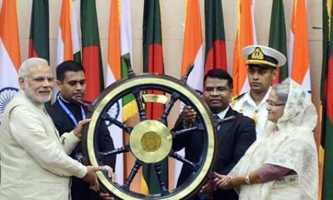 Ινδία και Μπανγκλαντές υπέγραψαν ιστορική συμφωνία