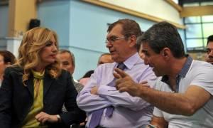 ΠΑΣΟΚ: Λοβέρδος, Φώφη και Κωνσταντινόπουλος διεκδικούν την ηγεσία