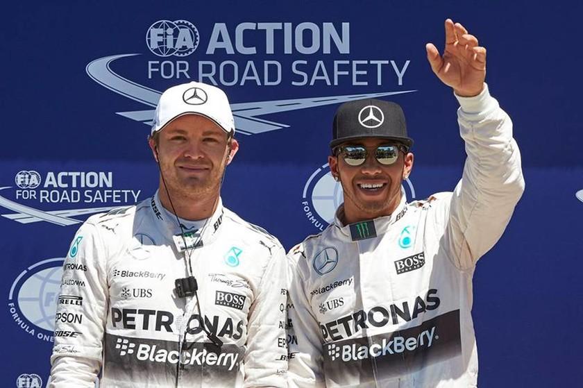 F1 Grand Prix Καναδά: Το γούρικο τέσσερα του Hamilton