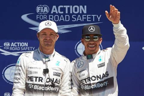 F1 Grand Prix Καναδά: Το τυχερό τέσσερα του Hamilton
