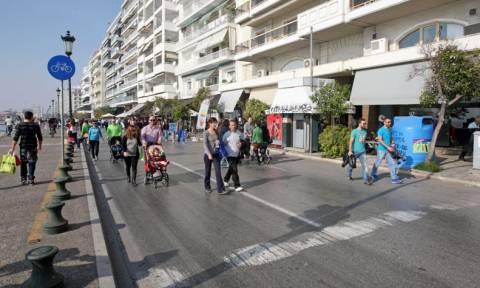Θεσσαλονίκη: Πεζόδρομος σήμερα Κυριακή (07/06) η λεωφόρος Νίκης
