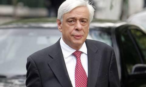 Στο υπουργείο Εξωτερικών τη Δευτέρα (08/06) ο Προκόπης Παυλόπουλος