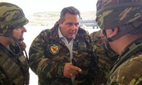 Ο Πάνος Καμμένος θα διανυκτερεύσει σε φυλάκιο της Καστοριάς
