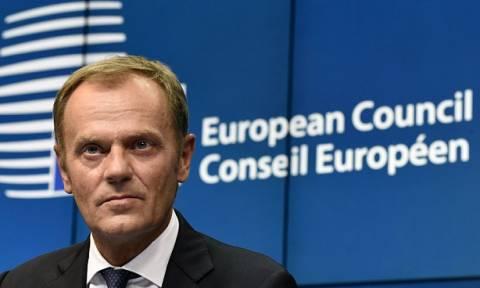 Τουσκ: Η συζήτηση για την Ελλάδα είναι πολιτική και ηθική