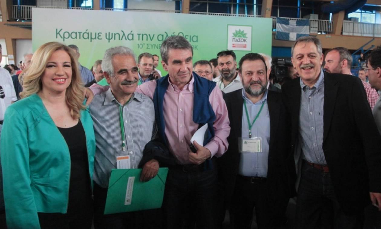 Ξεκίνησε και επίσημα η προεκλογική εκστρατεία στο ΠΑΣΟΚ