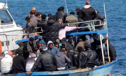 Πάνω από 5.500 οι παράνομα εισελθόντες μετανάστες στο Ν. Αιγαίο το Μάιο