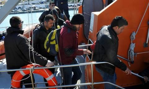 Συλλήψεις παράτυπα εισελθόντων αλλοδαπών σε Μυτιλήνη και σε Χίο – Θάνατος αλλοδαπής στα Χανιά