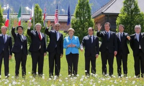 Η G7 άκαμπτη με τη Μόσχα και ενωμένη ενάντια στην τρομοκρατία