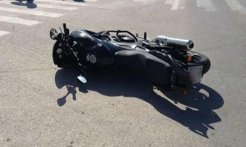 Θεσσαλονίκη: Νεκρός μοτοσικλετιστής στην Περιφερειακή Οδό