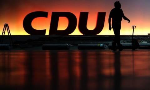 CDU/CSU: Κριτική στην προθυμία των πιστωτών να συμβιβαστούν με την Ελλάδα