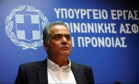 Στη Γενεύη στον ILO o Πάνος Σκουρλέτης