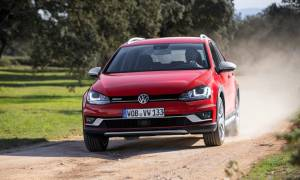 Volkswagen: Νέο Golf ALLTRACK