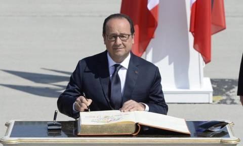 Ολάντ: Συμφωνία για την Ελλάδα μέχρι το τέλος Ιουνίου