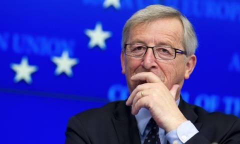 Γιούνκερ: Απέκλεισε το ενδεχόμενο Grexit