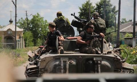 Ουκρανία: Επτά στρατιώτες νεκροί από αντιαρματική νάρκη