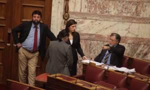 Η «αιχμηρή» απάντηση της Κωνσταντοπούλου για το «θέμα» των αστυνομικών στη Βουλή