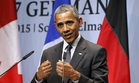 Ομπάμα: Η G7 είναι έτοιμη να επιβάλει βαρύτερες κυρώσεις στη Ρωσία