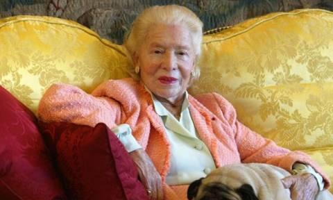 Γαλλία: Πέθανε σε ηλικία 105 ετών η ιδρύτρια του οίκου μόδας Carven