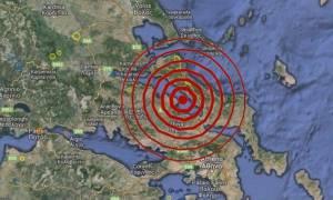 Σεισμός στον Ευβοϊκό: Ήταν τα 5,3 Ρίχτερ ο κύριος σεισμός; (Photos - Video)