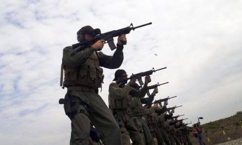 DW: Προβληματισμός για τις ιδιωτικές στρατιωτικές εταιρείες