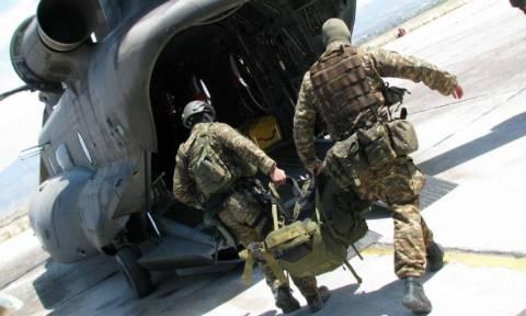 «Πυρπολητής 3/15»: Ασκήσεις ετοιμότητας πολέμου από την Δύναμη «Δ»