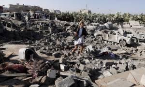 Υεμένη: Νέοι αεροπορικοί βομβαρδισμοί της συμμαχίας με 19 νεκρούς