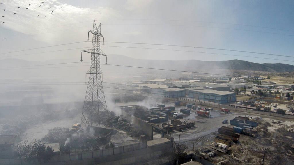 Τοξική «βόμβα» πνίγει επί πέντε ημέρες την Αττική