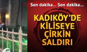 Τούρκος προσπάθησε να κάψει ελληνορθόδοξη εκκλησία στην Κωνσταντινούπολη (video)