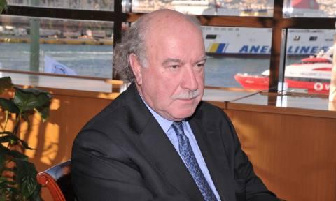 Παραίτηση του προέδρου του ΟΛΠ, Γ. Ανωμερίτη