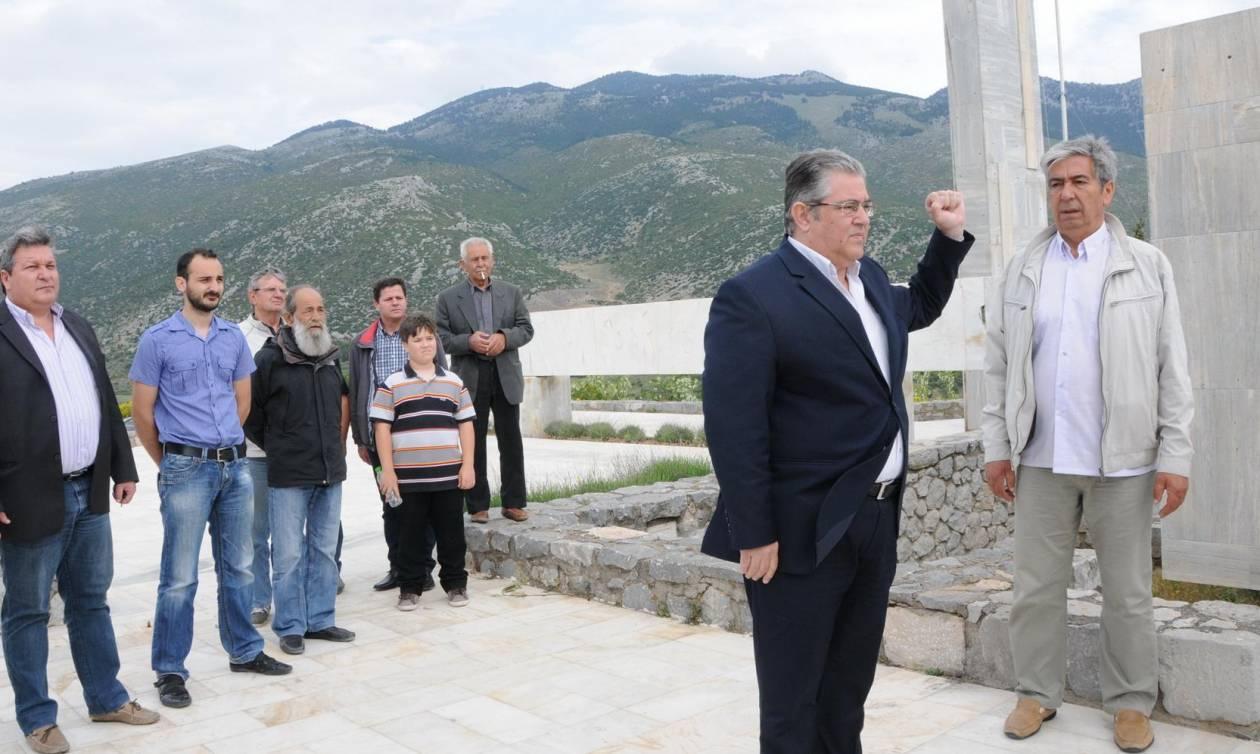 Κουτσούμπας:  Ετοιμάζουν τη νέα αντιλαϊκή συμφωνία