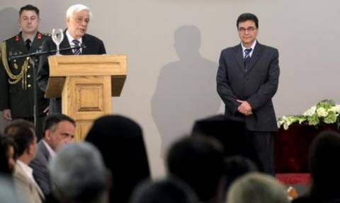 Hχηρό μήνυμα για τις γερμανικές αποζημιώσεις έστειλε  από το Δίστομο ο Προκόπης Παυλόπουλος