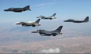 «Αετός της Ανατολίας 7»: Μέχρι 19/6 η στρατιωτική Νατοϊκή άσκηση στην Τουρκία