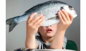 Το παιδί μου δεν τρώει ψάρι - Τι να κάνω;
