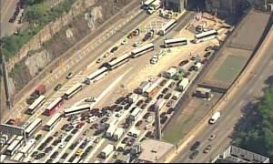 ΗΠΑ: Σύγκρουση δύο λεωφορείων – Δεκάδες τραυματίες