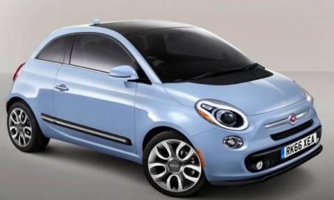 Fiat: Νέο 500 στις 4 Ιουλίου (Photos)