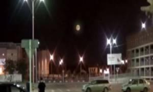 Βίντεο ντοκουμέντο! Είναι το φεγγάρι εξωγήινο σκάφος;