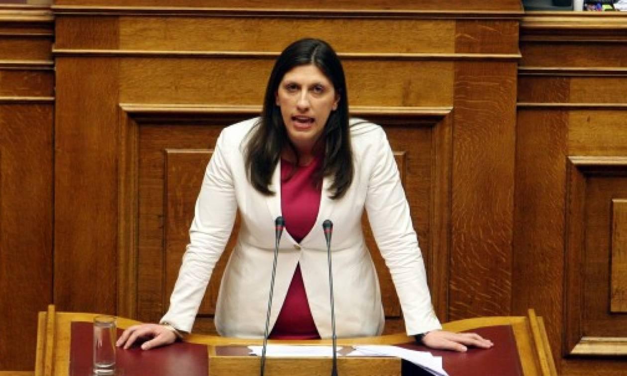 Κωσταντοπούλου: Χρέος μας να διεκδικήσουμε δικαίωση και δικαιοσύνη για το Δίστομο