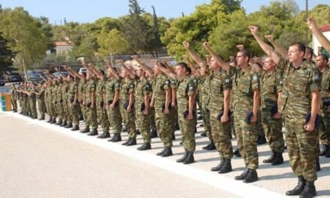 Από 6 έως 9 Ιουλίου η κατάταξη στον Στρατό Ξηράς για την 2015 Δ΄ ΕΣΣΟ